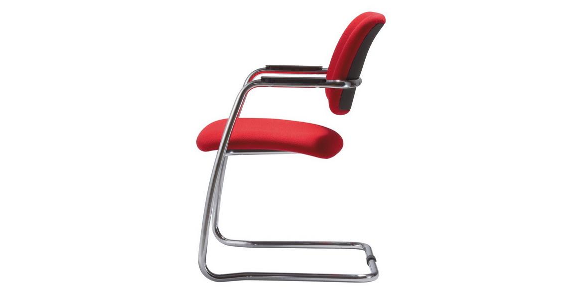scaun vizitator Magix lateral